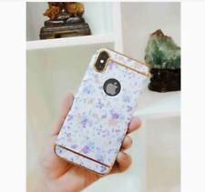 Samsung J7prime 3in1 luxury slim hard case with design - LIGHT BLUE