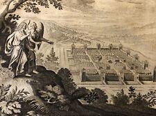Saint Jean Nouvelle Jérusalem Jacob Matham après Hendrick Goltzius 1606 -1652