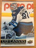 UPPER DECK 2018-2019 SERIES TWO CONNOR HELLEBUYCK CANVAS HOCKEY CARD C-209