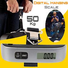 Etekcity Digital Hanging Luggage Scale, Rubber Paint, Temperature Sensor, 110