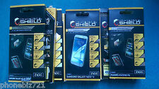 GENUINE ZAGG Invisible Shield Military Grade Various Models S3 S2 NOTE 2 HTC