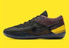 11bb38d9a929 Nike Kobe AD NXT 360 BLACK MULTICOLOR 2.0 MAMBA DAY LAKERS AQ1087-002 sz 8
