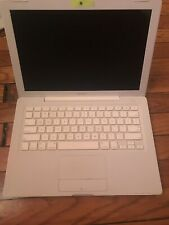 "Apple MacBook A1181 13"" Laptop - MB062LL/A (May, 2007) FOR PARTS"
