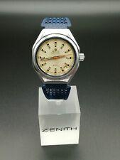 ZENITH Defy cal 2552 PC vintage automatic diver