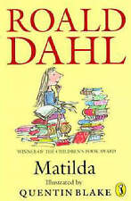 Matilda by Roald Dahl Children's Book