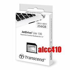 "Transcend 256GB JetDrive Lite 130 Expansion Card for 13"" Macbook Air AU"