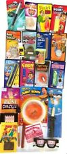 JUMBO MEGA PRACTICAL JOKE SET 24 Prank Kit Squirt Shock Neck Cracker Fart Toy