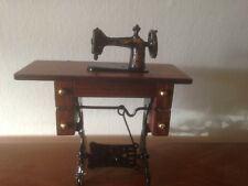 Old Style Doll House Treddle Sewing Machine!-New & Fab!