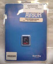 New Bendix King AV80R 8GB GoFly Atlantic & GoDrive S Africa Databases SD Card