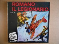 I Quaderni del Fumetto n°3 1973 ROMANO IL LEGIONARIO CAESAR  - Ed. Spada  [G503]