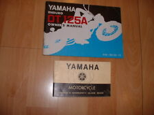 1973-1975 Yamaha GT1 and GTMX80B Assembly Manual