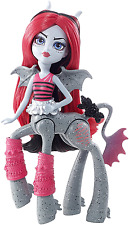 Monster High Fright-Mares Lyra Quartzmane Doll