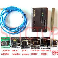 TL86-PLUS NAND TSOP48/56 FLASH  Programmer chip Data Recovery copy repair tool
