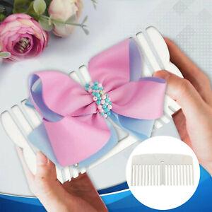 Ribbon Bowknot Maker Tools DIY Bow Crafts Easy To Make Sewing Wedding Supplies