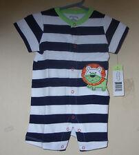 Offspring -  Baby-Boys Newborn Lion Cotton Romper One Piece Size 3~Months