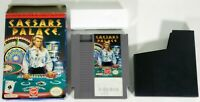 Caesars Palace Nintendo Entertainment System NES BOX Dust Cover from Blockbuster