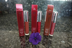 It vitality lip flush stain or butter gloss new in box 0.11oz select yours