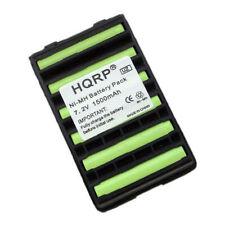HQRP Batería para Yaesu / Vertex VX-160 / VX-160V / VX-160U Radio de dos vías