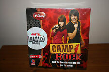 CAMP ROCK MATTEL DVD GAME (NEW IN BOX)