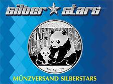 1 OZ SILBER / SILVER 10 YUAN CHINA PANDA 2012