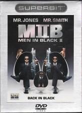 Men in Black II DVD SUPERBIT Will Smith / Tommy Lee Jones  Nuovo Sigillato