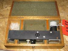 Vintage Minear Minearstrobe 605A 150 - 2400 Rpm (tag# 12)