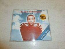 THE TONY RICH PROJECT - Leavin - 1995 UK 4-track picture CD single