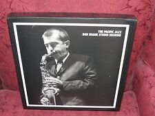 BUD SHANK - MOSAIC: THE COMPLETE PACIFIC JAZZ STUDIO SESSIONS 5-CD BOX SET [NEW]