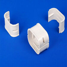 New Air Conditioner Wall Cover Duct Joiner PVC Duct Split System 100mm