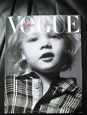***VINTAGE VOGUE PARIS ENFANTS SUPPLEMENT MARCH 2010