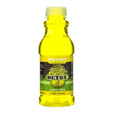 Champ Flush Out Detox Body Cleanser Lemon Lime Drink 16oz FREE 2-3 SH