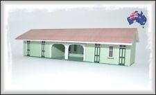 HO Scale Australian QR Standard 60' Weatherboard Railway Station