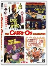 Carry on Collection Volumes 3 to 4 Disc Set - DVD Fast Post for