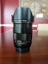 Carl Zeiss Distagon T 35mm f/1.4 ZE Lens for Canon