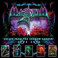 MAGNUM - ESCAPE FROM THE SHADOW GARDEN-LIVE 2014  CD NEU