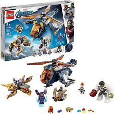 NEW LEGO Marvel Super Heroes 76144 Avengers Hulk Helicopter Rescue