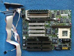 DTK PAM-006I Socket 7 AT Vintage Retro Motherboard Intel 430VX Chipset +32MB