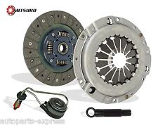 HD CLUTCH KIT WITH SLAVE  MITSUKO FOR 95-99 CHEVY CAVALIER Z24 SUNFIRE GT SE