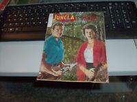 """Jungla Film N.15 """" Jungla Tragische """" - Ed. Victory 28/11/1953"""