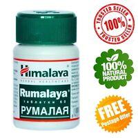 HIMALAYA Herbals Rumalaya Healthy Joints & Muscles 60 Tablets