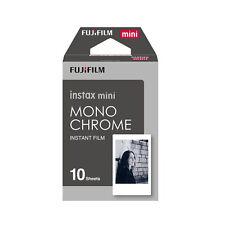 Fuji Instax mini Monochrome Film für 10 Aufnahmen vom Händler!! Freihaus !! NEU