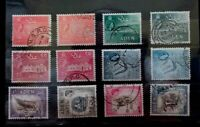 ADEN QEII DEFINS  12 USED VALUES  G045      Free Shipping