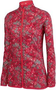 NWT Mizuno Aero Running Jacket Diva Pink Japan Water/Wind Protection SMALL $90
