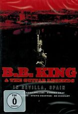 DVD NEU/OVP - B.B. King & The Guitar Legends - In Sevilla, Spain