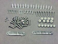 Tamiya TA06 Stainless Steel Hex Head Screw Kit 125++ pcs COMPLETE