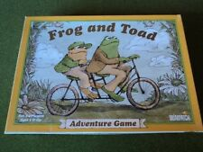 Frog and Toad Adventure Game board puzzle game USED Briarpatch complete Ages 5+