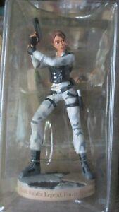 Lara croft-Statuette Tom Raider Légend-Forces spéciales-Neuve