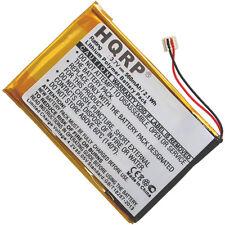 HQRP Batería para Insignia E4H04-1-R; NS-4V24, NS-8V24 Pilot Reproductor MP3