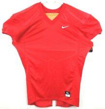 Nike Men's Red mesh Football Practice Jersey 535703 Size XL