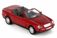 Welly Mercedes-Benz CLK Red 49745D 1/38 Scale Diecast Car Model